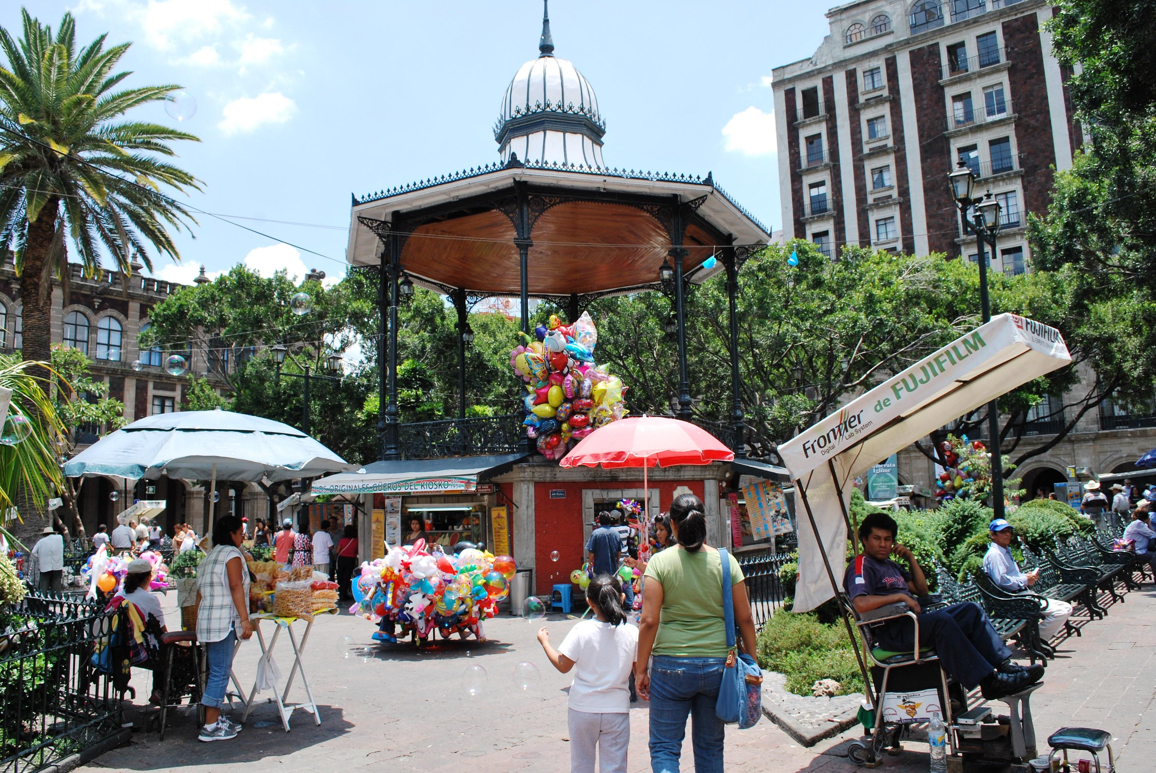 Cuernavaca for Cafe el jardin centro historico