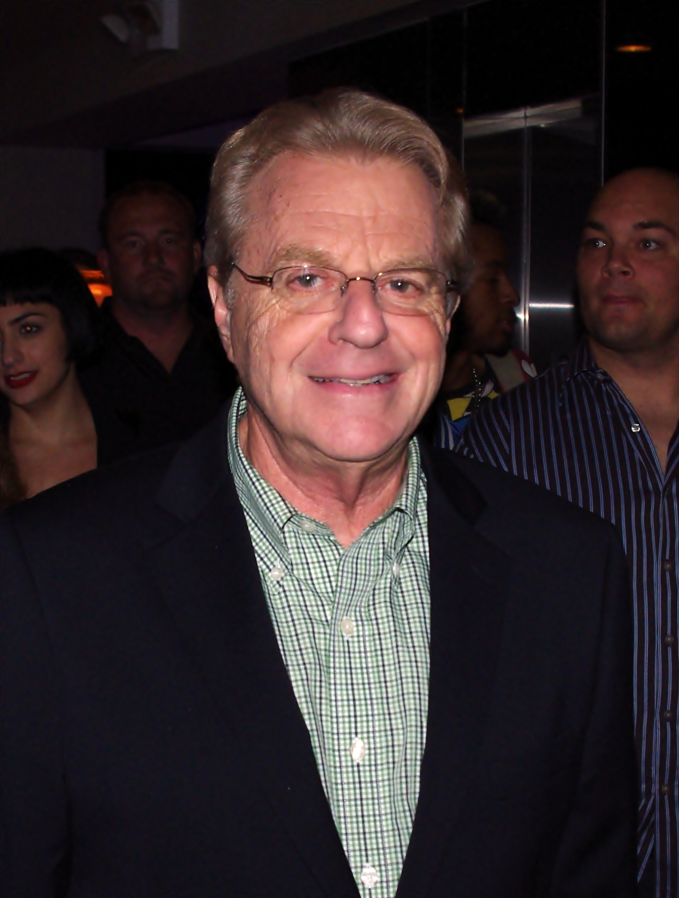 A biography of jerry springer born in london in 1944