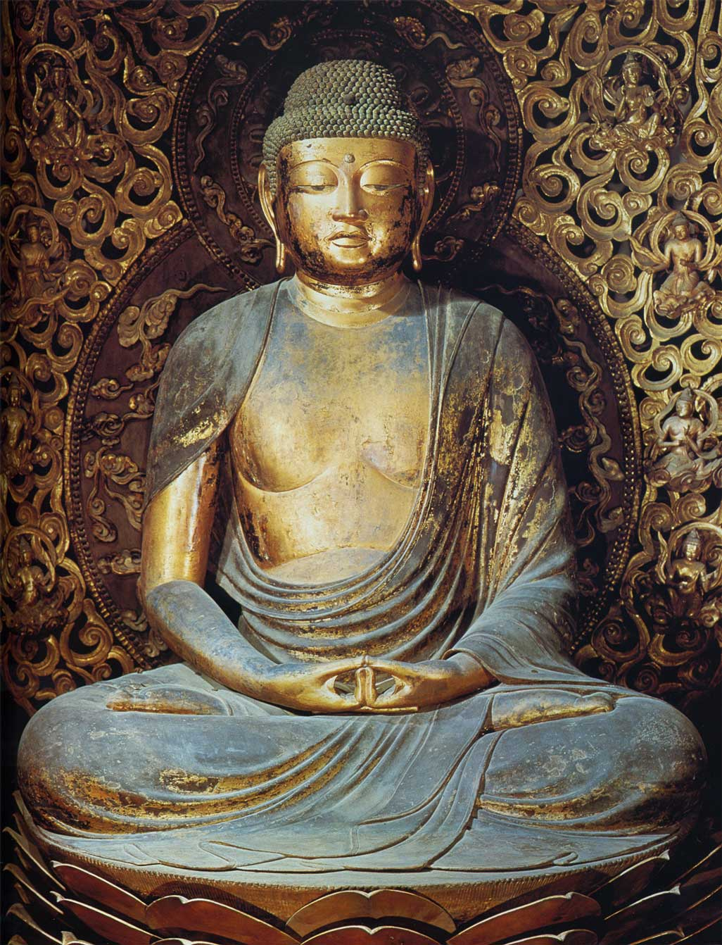 buddhism in japan from prehistoric to kamakura period The jōmon period of prehistoric japan spans from about 12,000 bc  medieval japan kamakura period  cullen, louis, a history of japan, 1582–1941:.