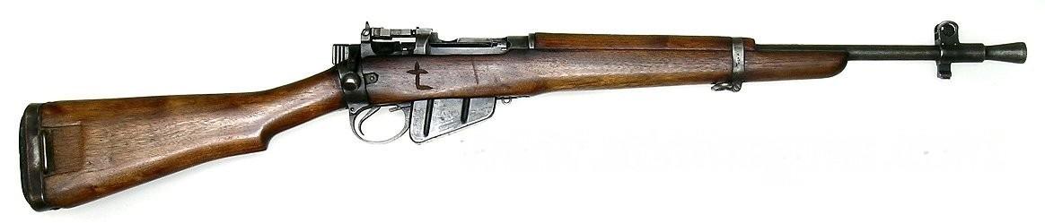 summary lee enfield rifle