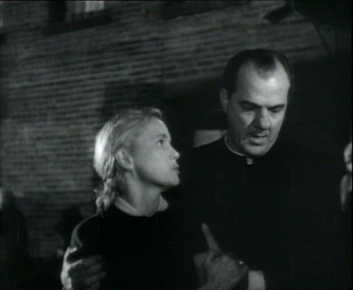 "on the waterfront conscience essay On the waterfront is a film that is as problematic as it is on the waterfront essay sample pages: 4 ""conscience—that stuff can drive you nuts."