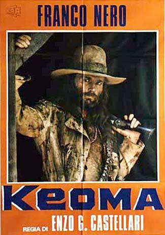 Keoma (1976), olasz western - (UserShare)