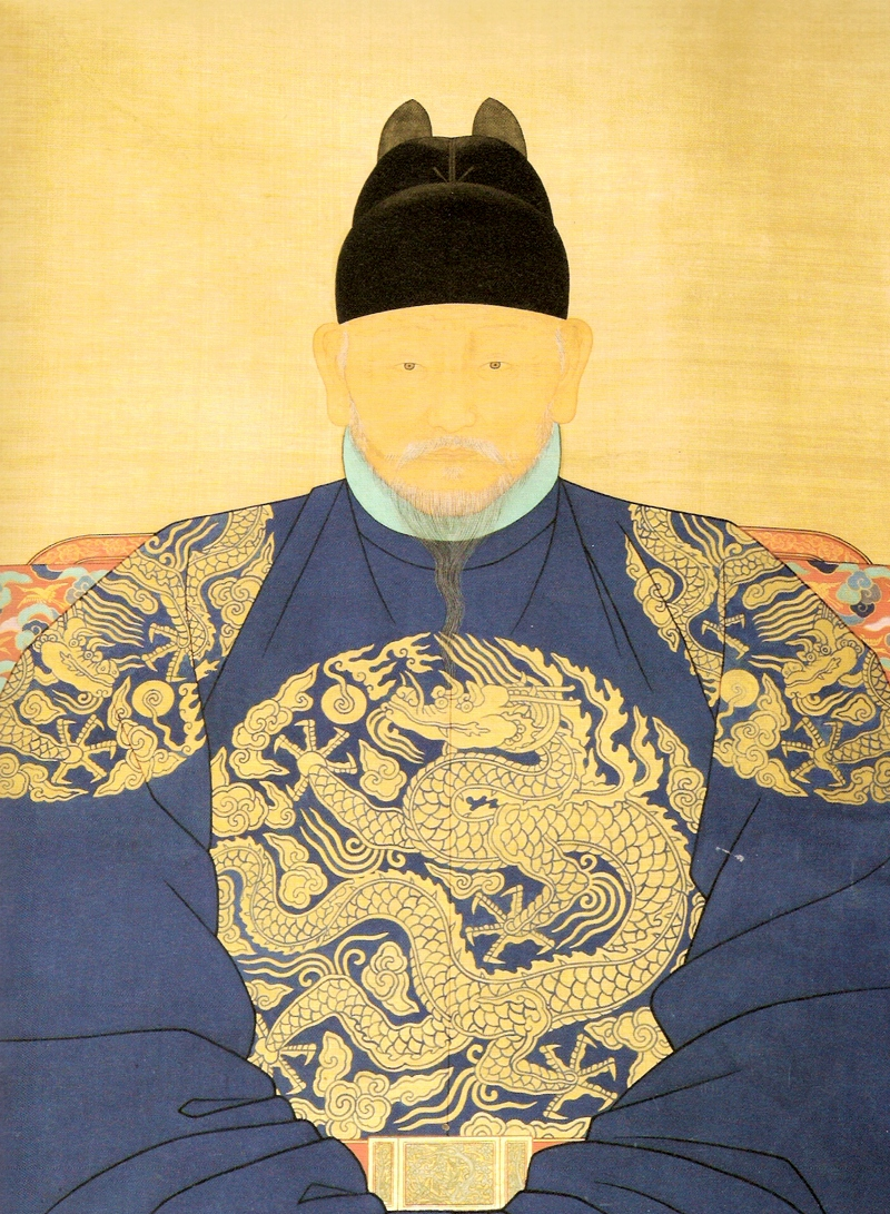 a biography of king sejong of the choson dynasty from 1418 to 1450 Introduction located in the heart of seoul, changgyeonggung palace was first  built by the 4th ruler of the joseon dynasty, king sejong (r1418-1450), for his.