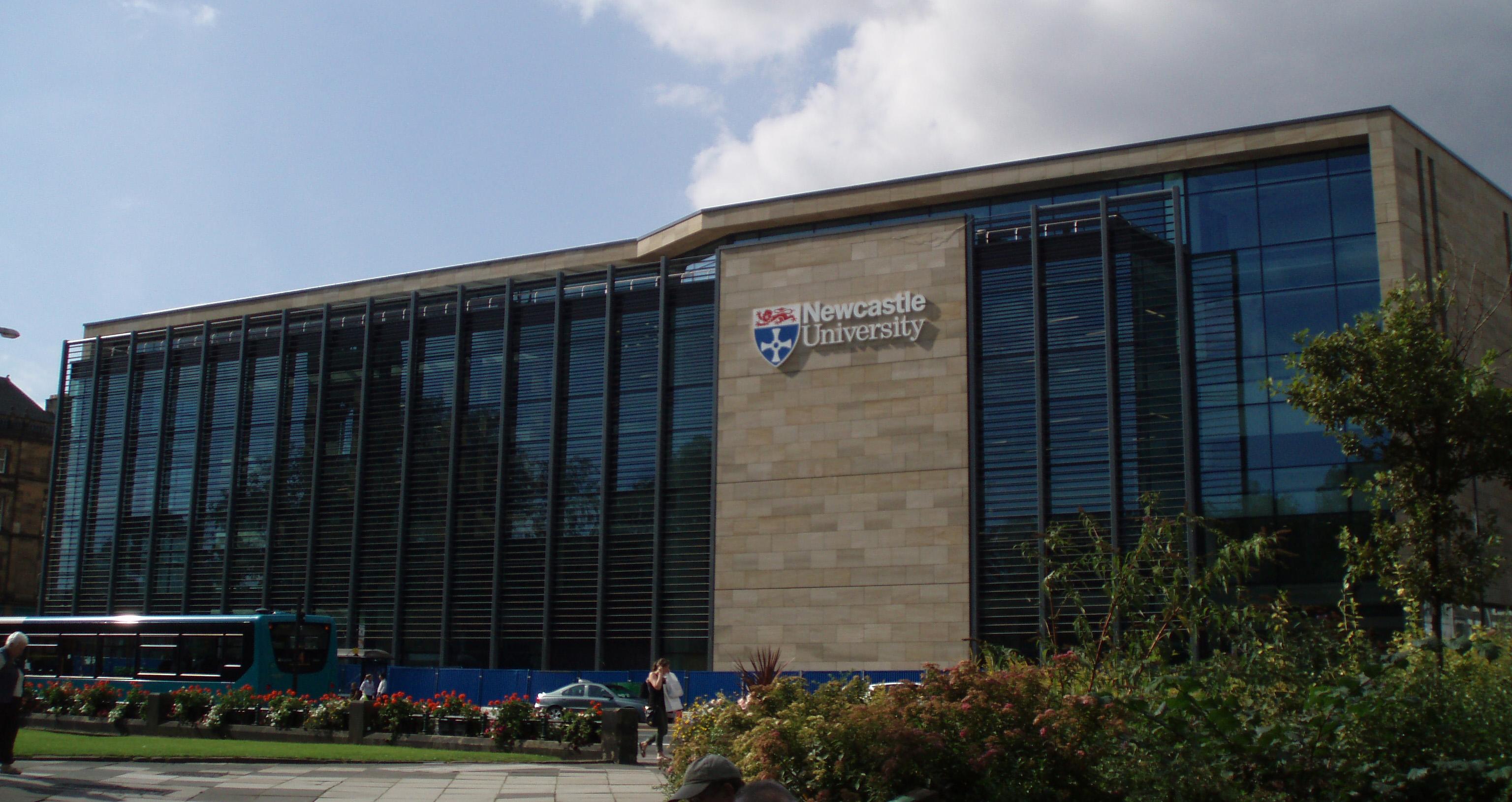 Nicr Building Newcastle University