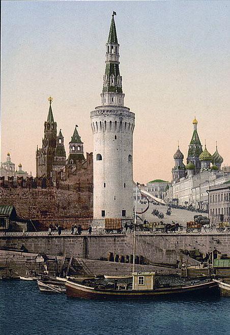 кирпичный кремль - Нужные схемы и описания для всех.