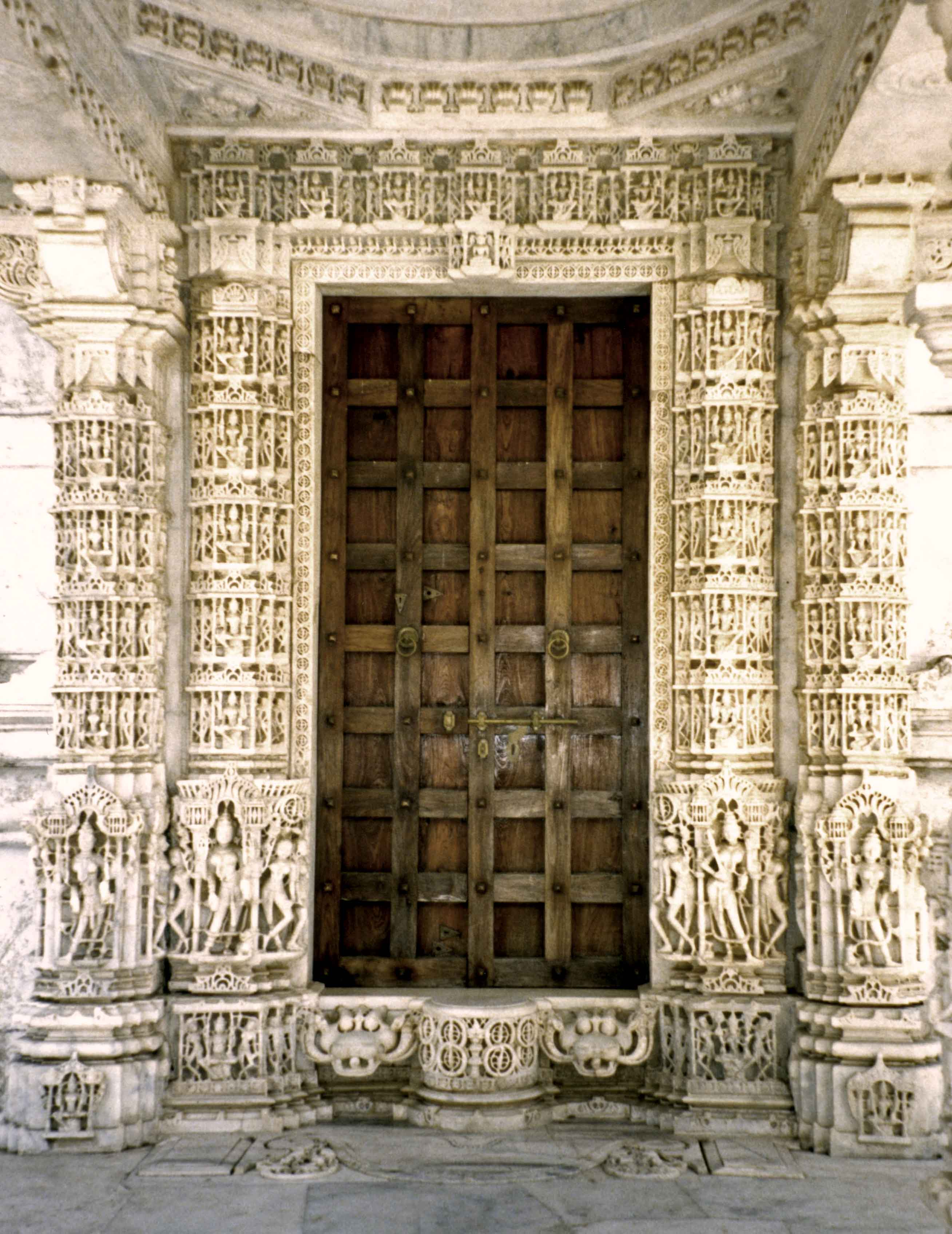Talking about interior design door shutters mysticism for Temple inside home designs