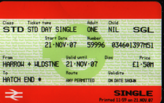 mixing travelcard payg
