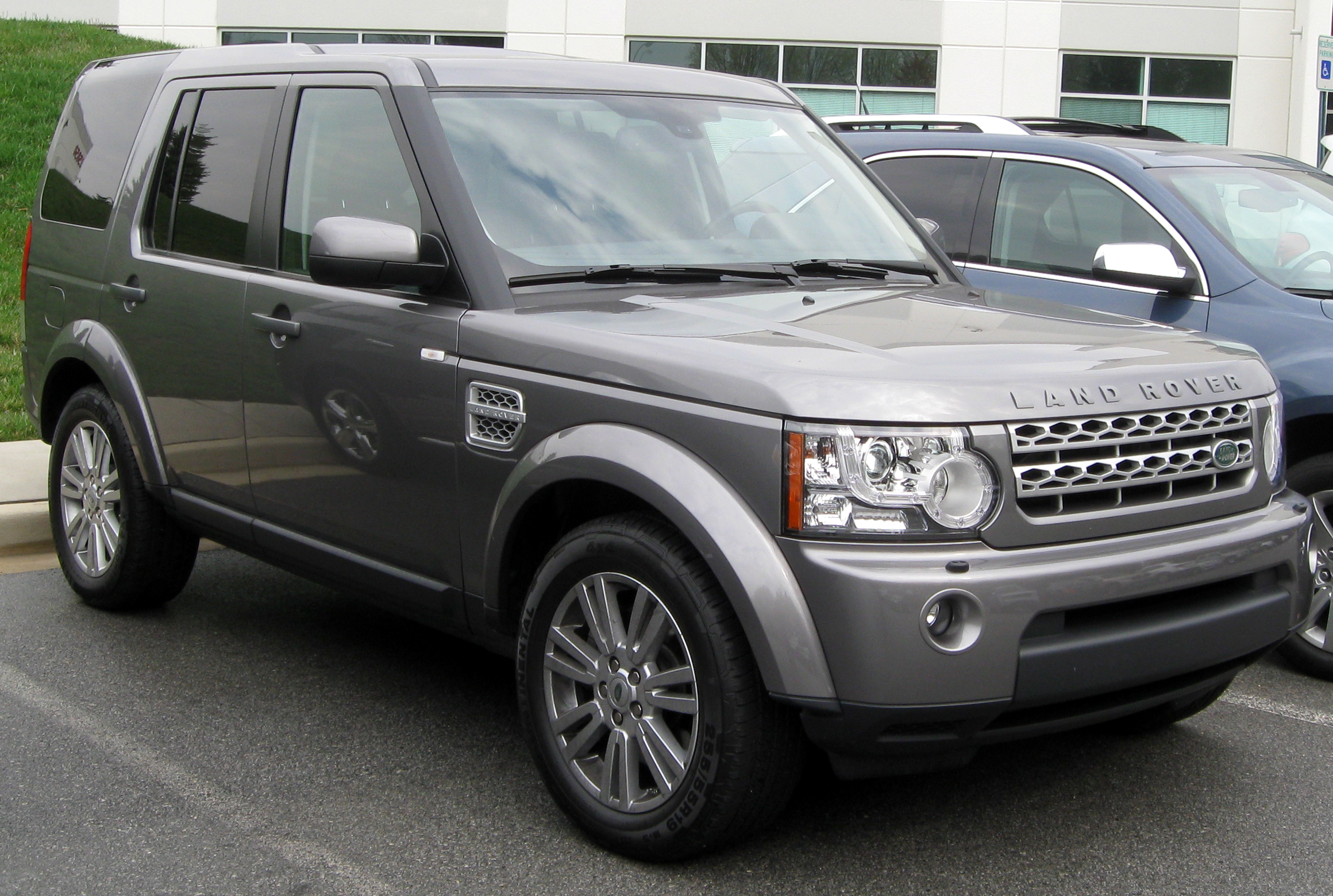 2012 Land Rover LR4 Reviews, Ratings, Prices - Consumer ...
