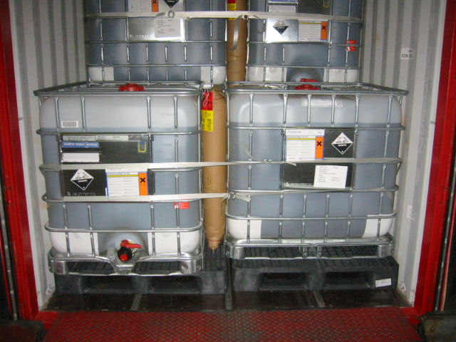 how to get container loads