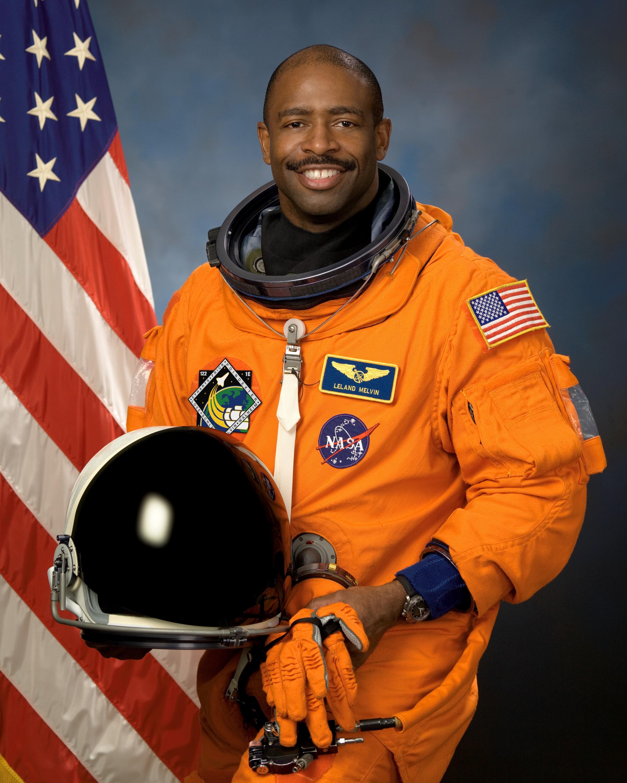 TEDxNASA  Astronaut Leland Melvin and Tyler Cole 112009