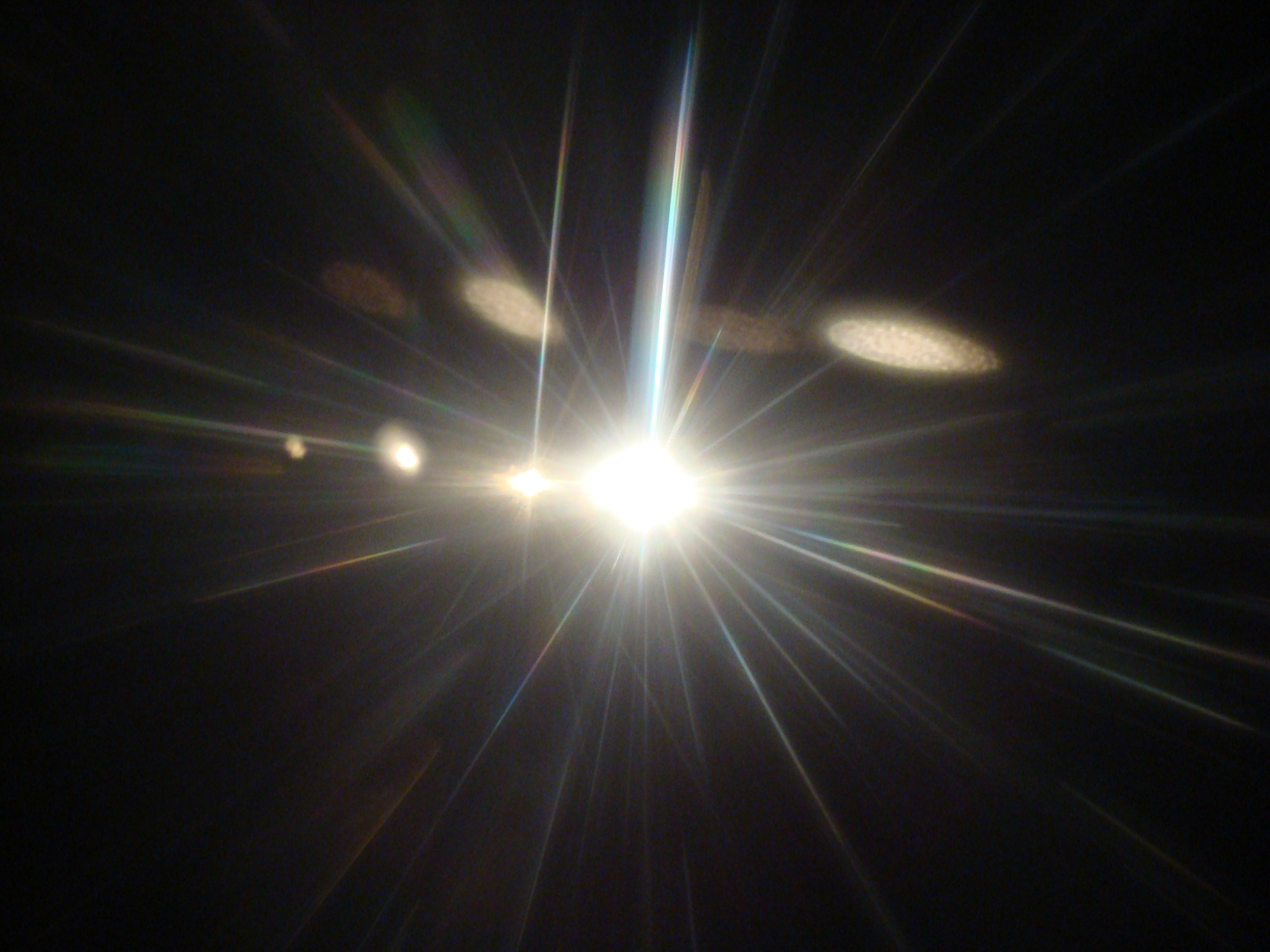 """Visible light"""" re..."""