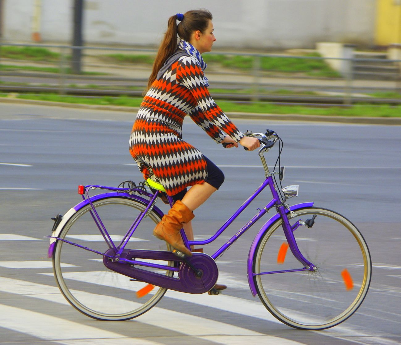 Как правильно выбрать велосипед для девушки по росту