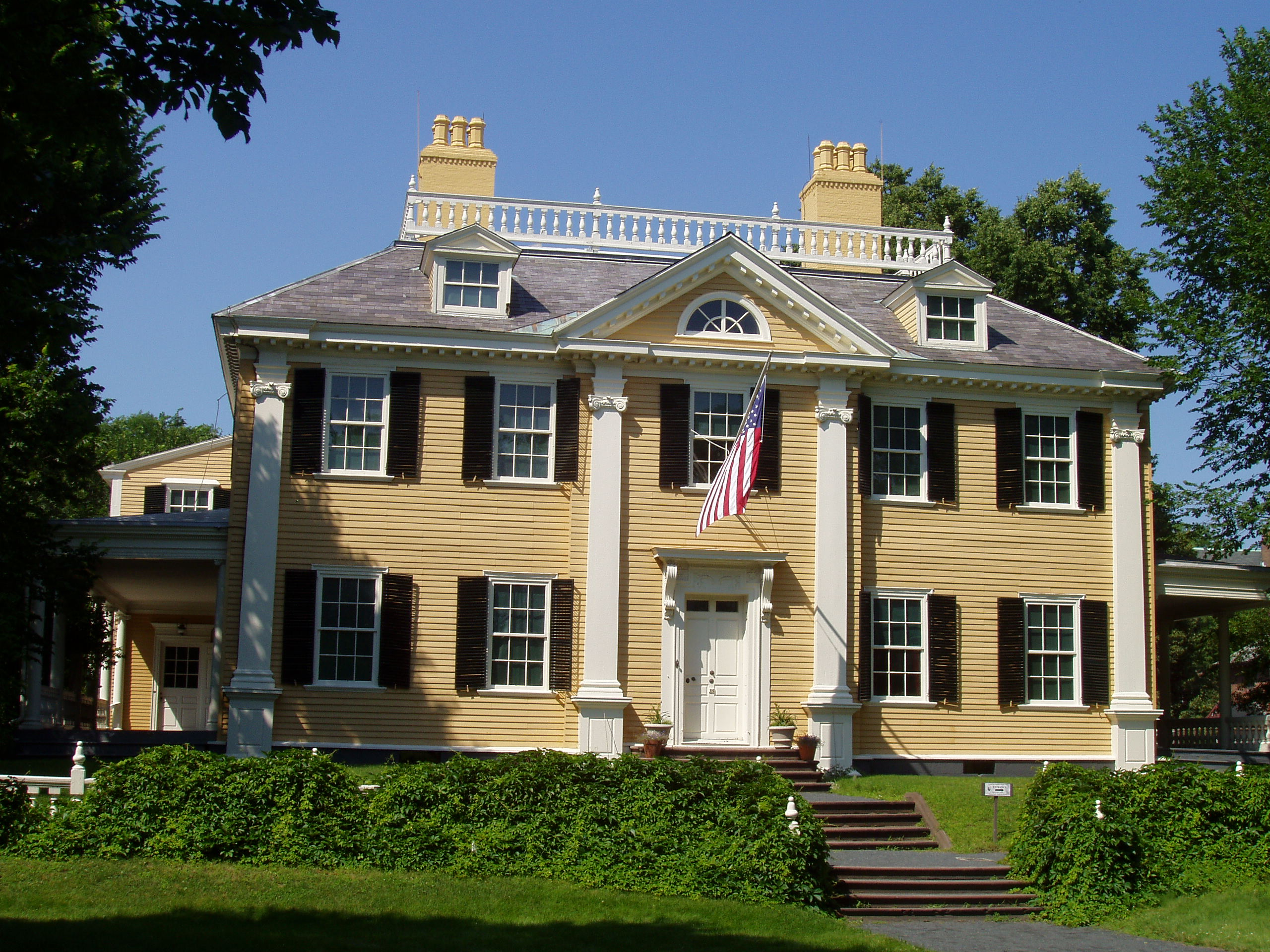The Brick House Bed And Breakfast In Hawthorne Pa