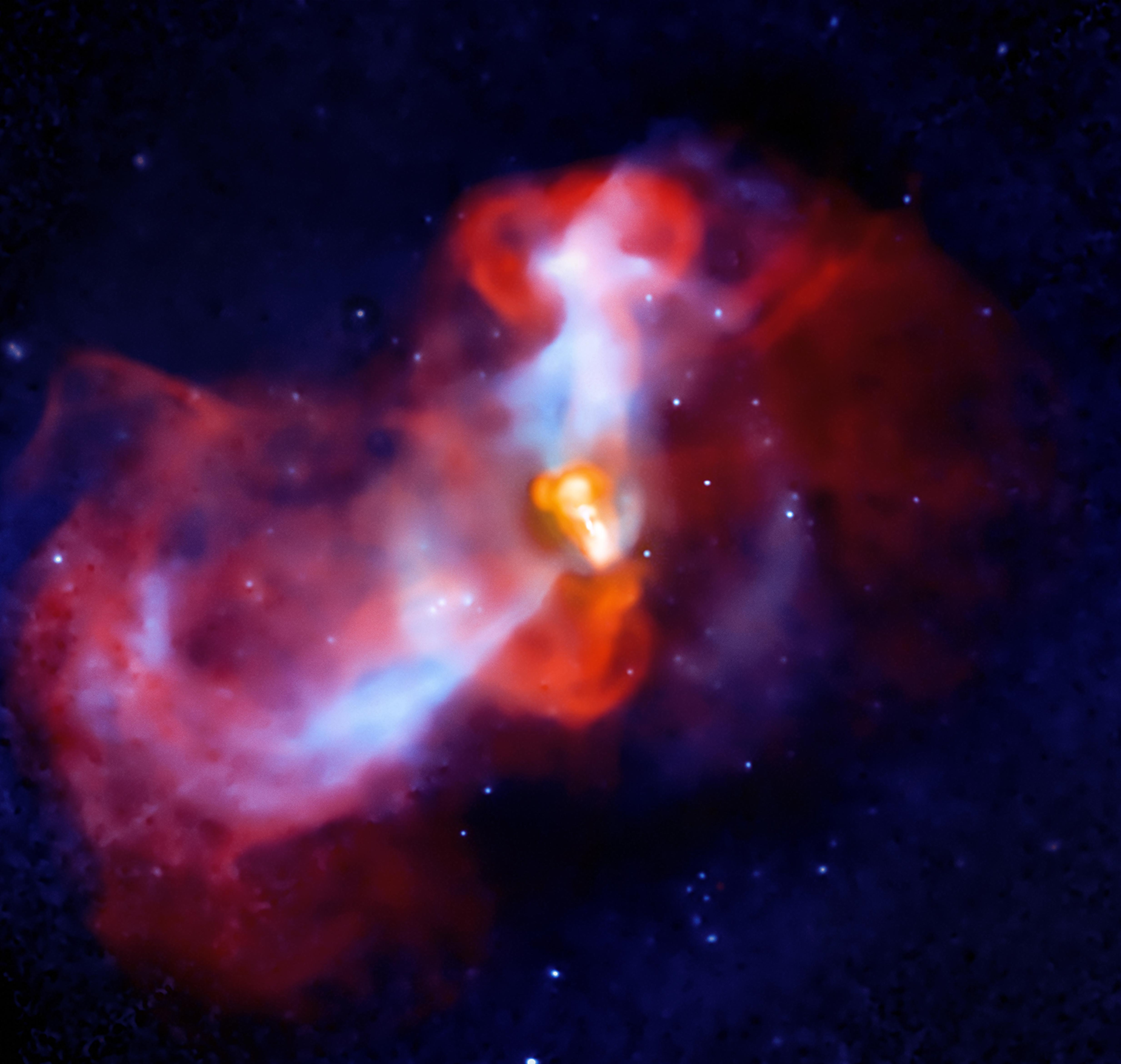 high speed jets in the milky way black hole - photo #2