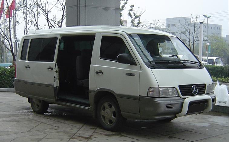 Mercedes benz mb100 for Mercedes benz mb100d