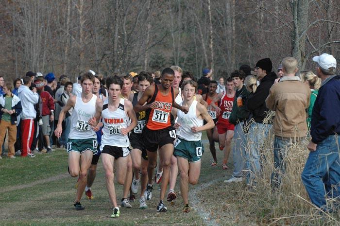 Essays on running cross country