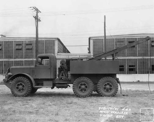 Most of the information is taken from the Mack History page at MackTrucks.com...