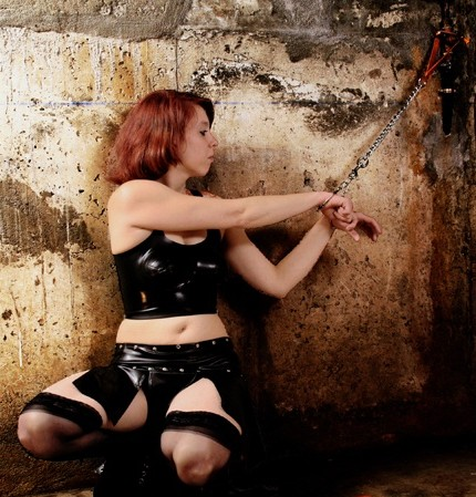Here are examples of what people in BDSM relationships are put through