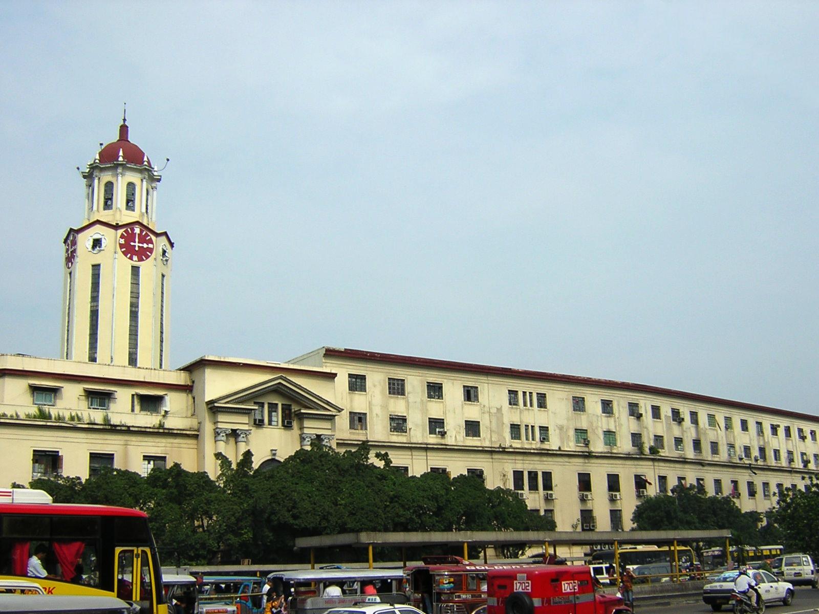 Manila City Hall Adrress