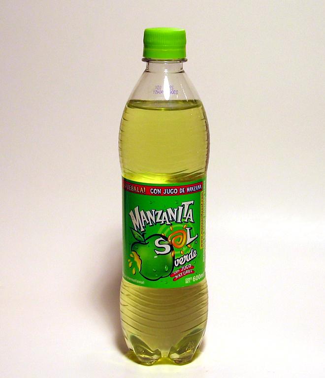 Manzanita Soft Drink