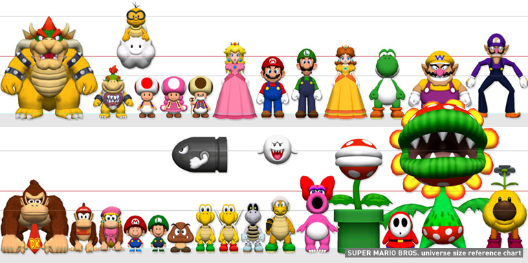 For a list of enemies in the mario series see recurring enemies in