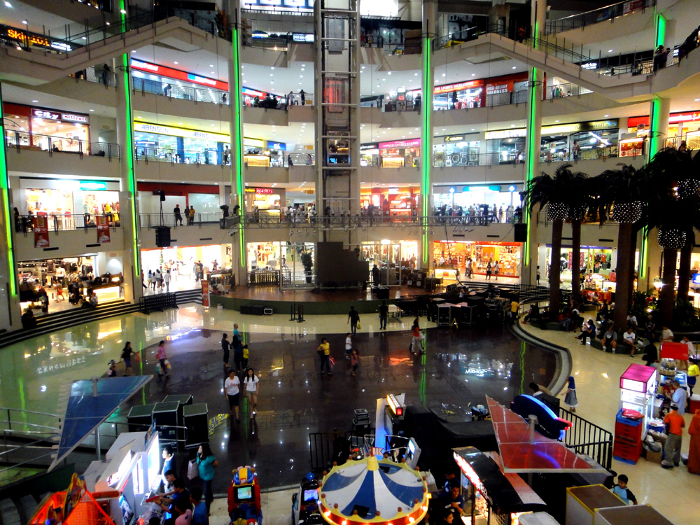 The Activity Center of Market