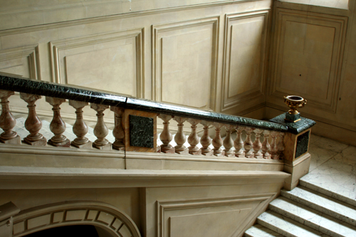 Mentmore Tower Staircase : Mentmore towers