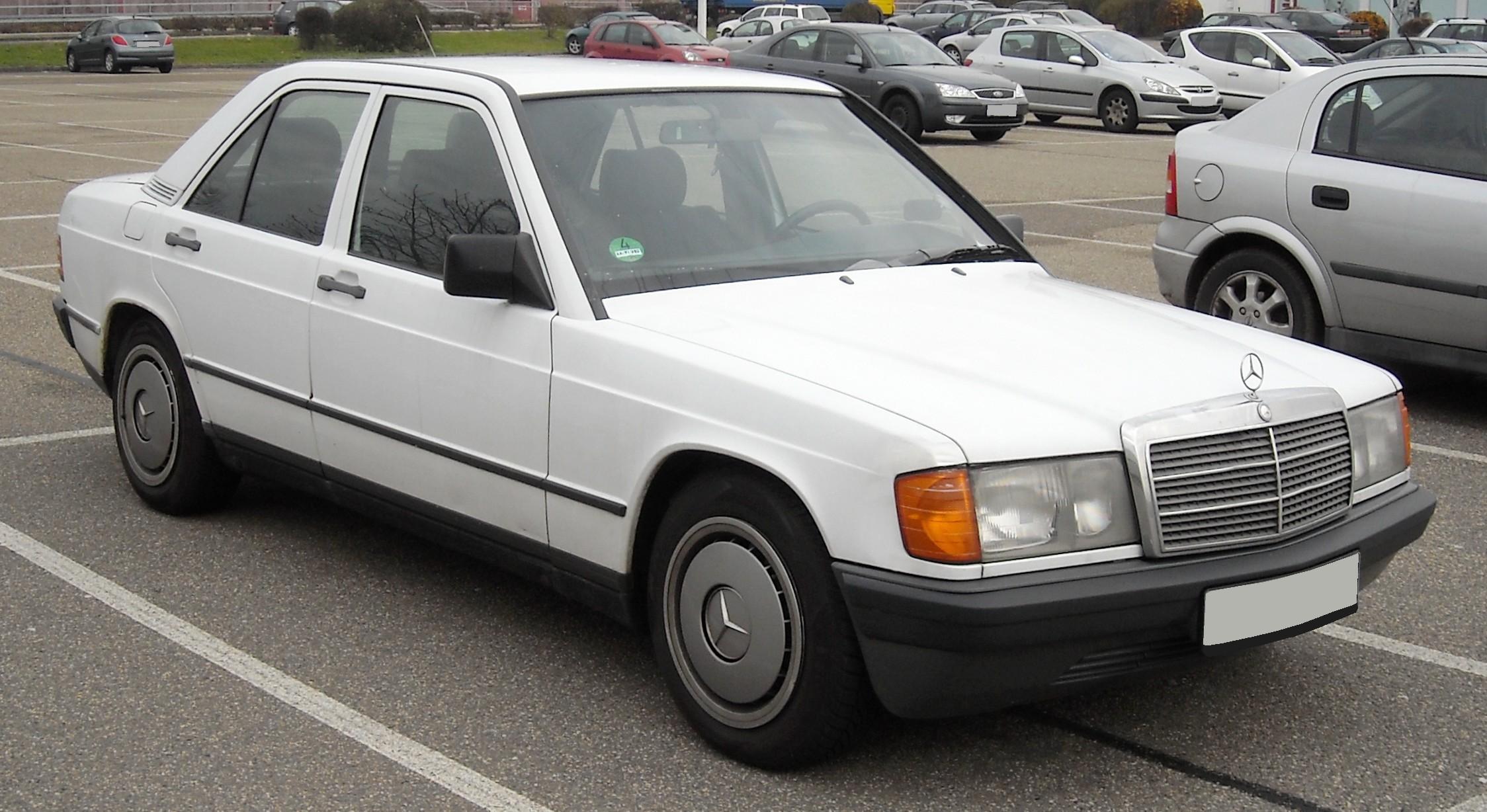 190 190 number for Mercedes benz number