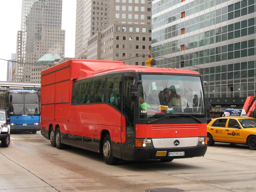 Mercedes Benz Buses