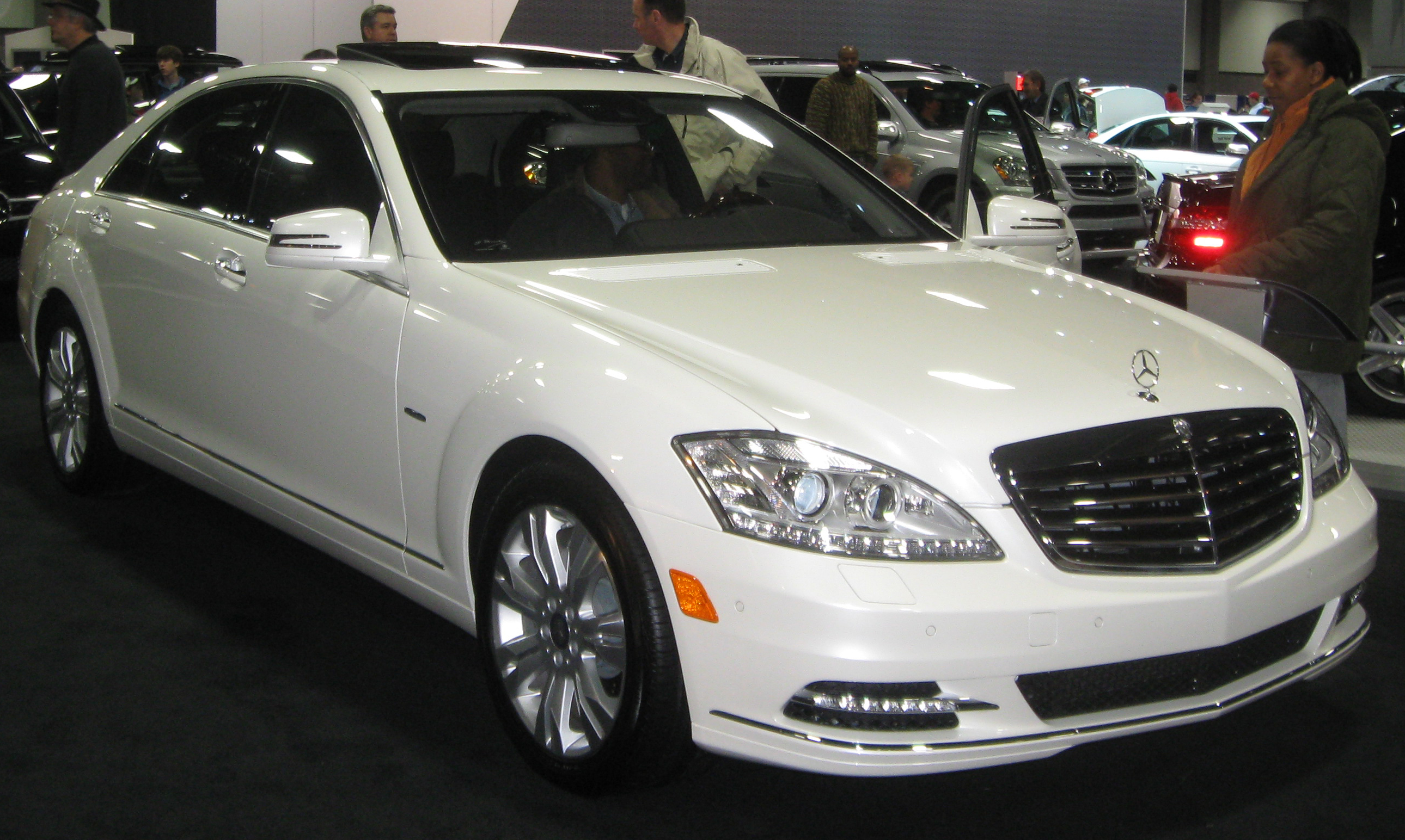 Mercedes benz w221 for 2010 mercedes benz s400 hybrid for sale