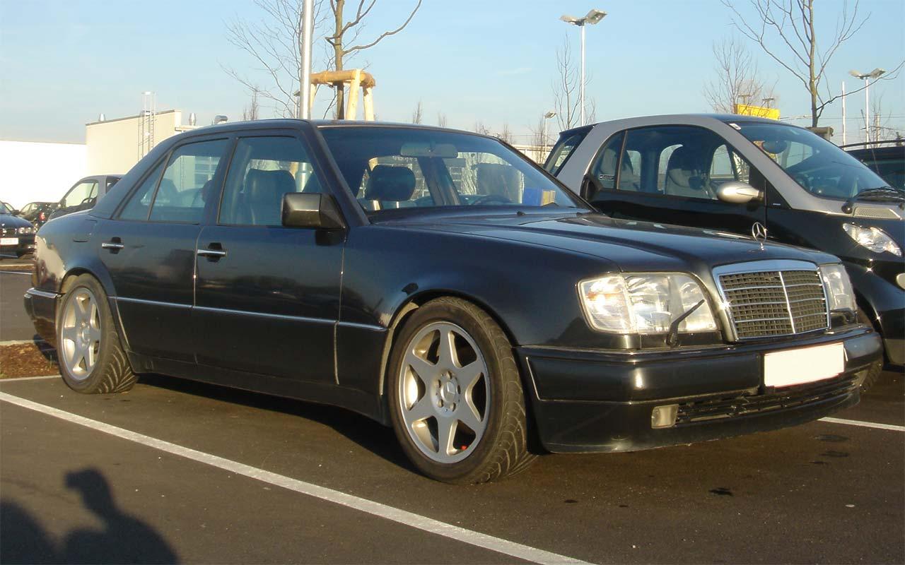 MercedesBenz W124