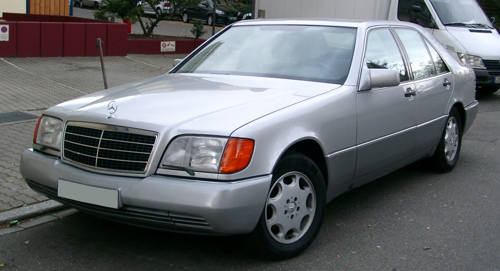 Benz s class w140 600sel or s600 m120 394 hp w140 information - As With Its Predecessor The W140