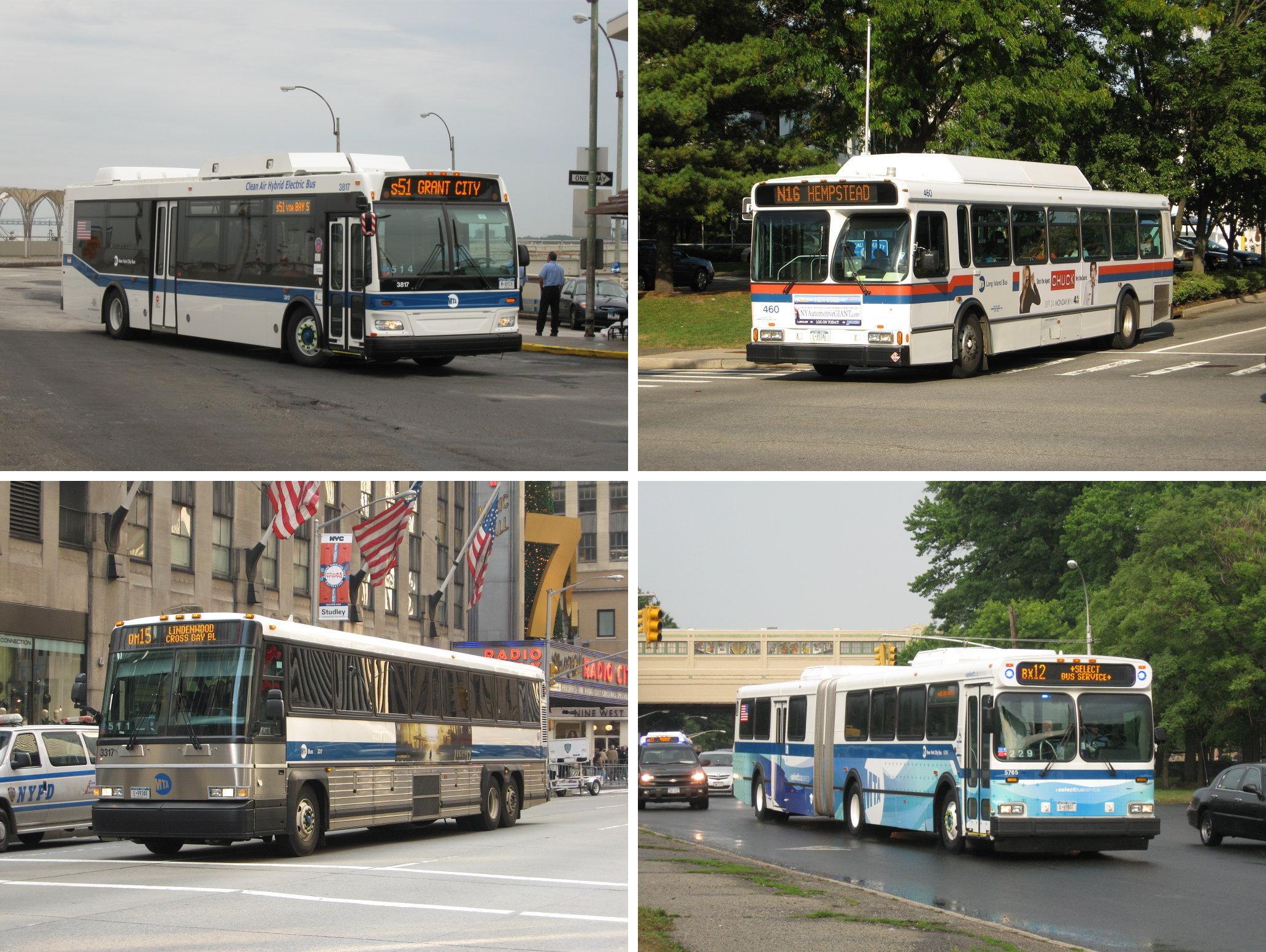 Long Island Bus Schedule N