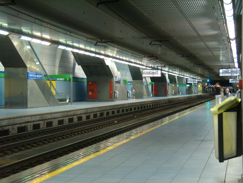 Porta venezia milan metro for Porta venezia metro