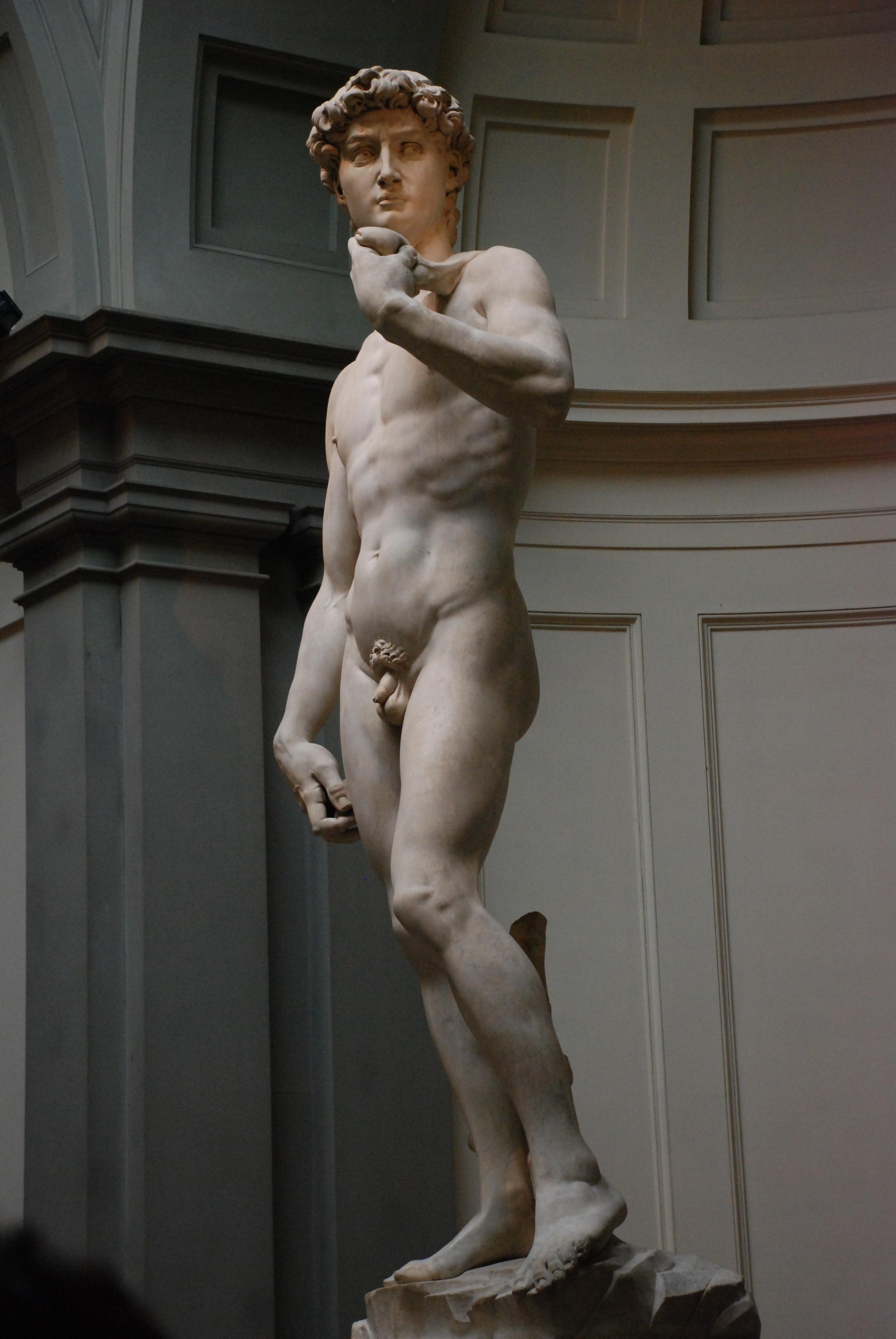 Michelangelo s david