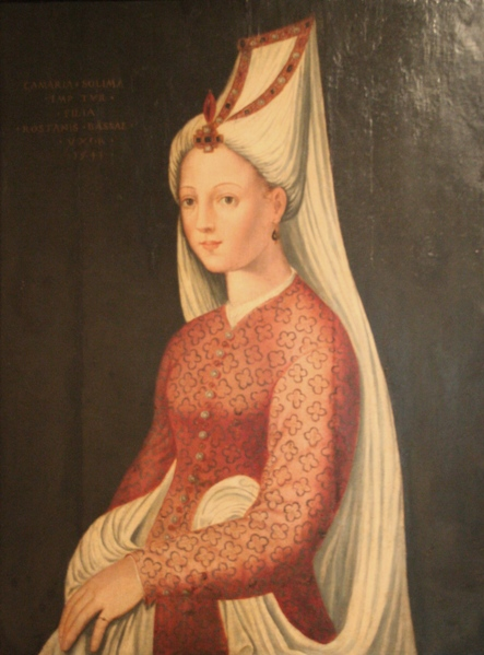 Princess Mihrimah Sultan