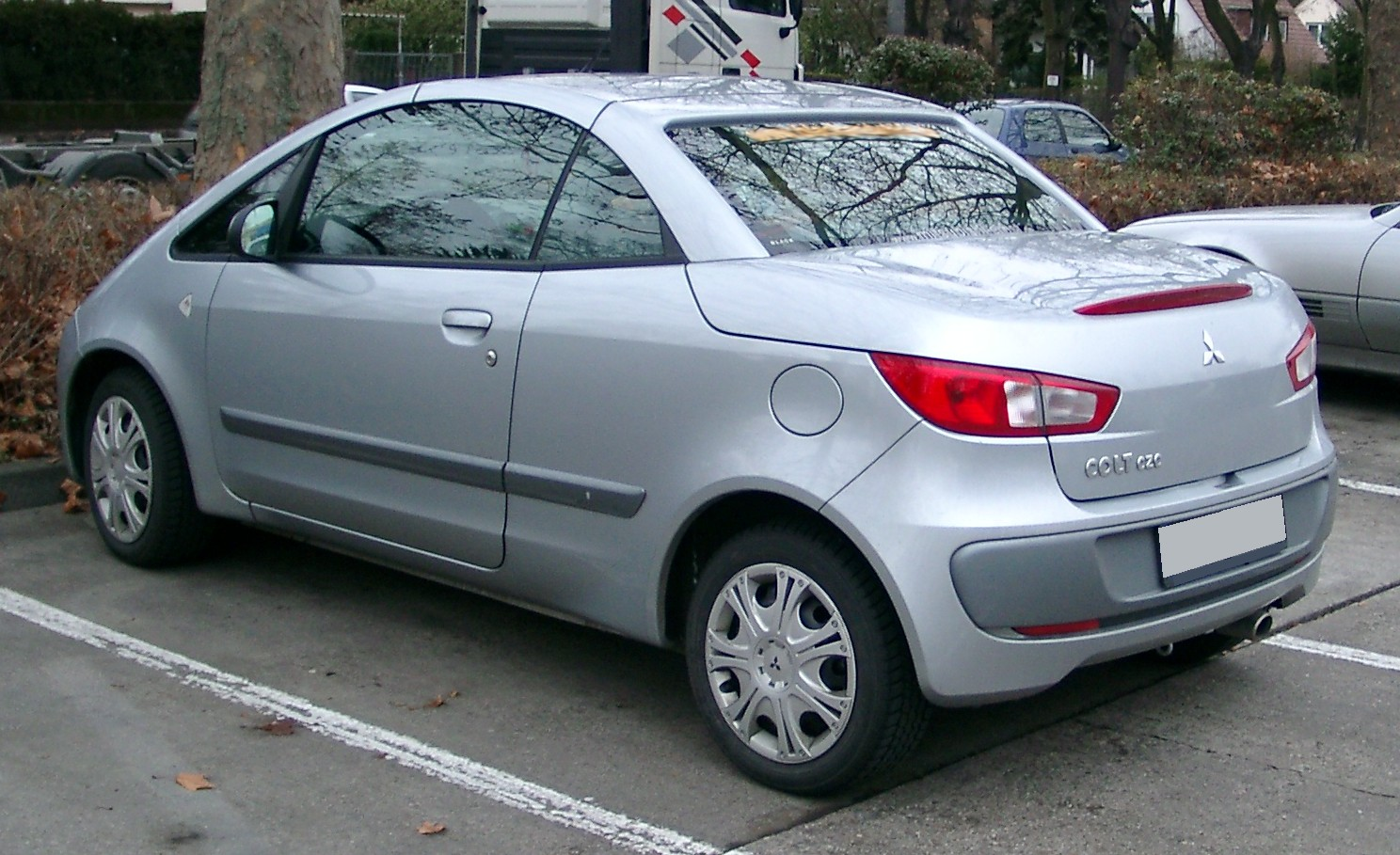 New cars Mitsubishi Colt in San Diego » Exchange Cars in Your City