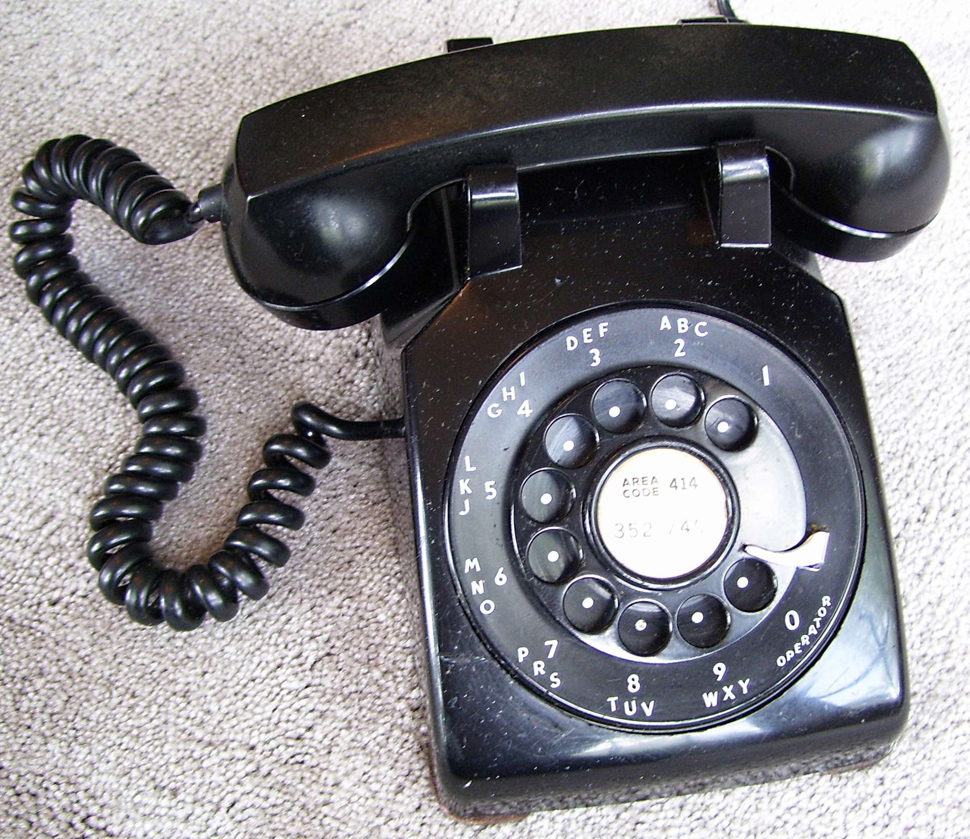 how to set up long dial time