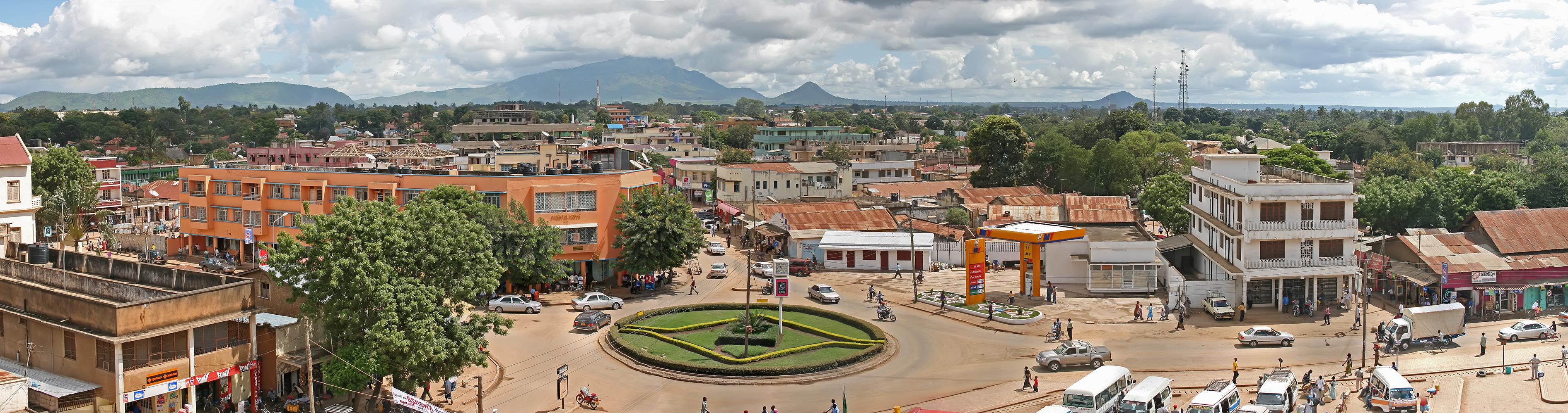 Morogoro Tanzania  city photos : Panorama of Morogoro Town