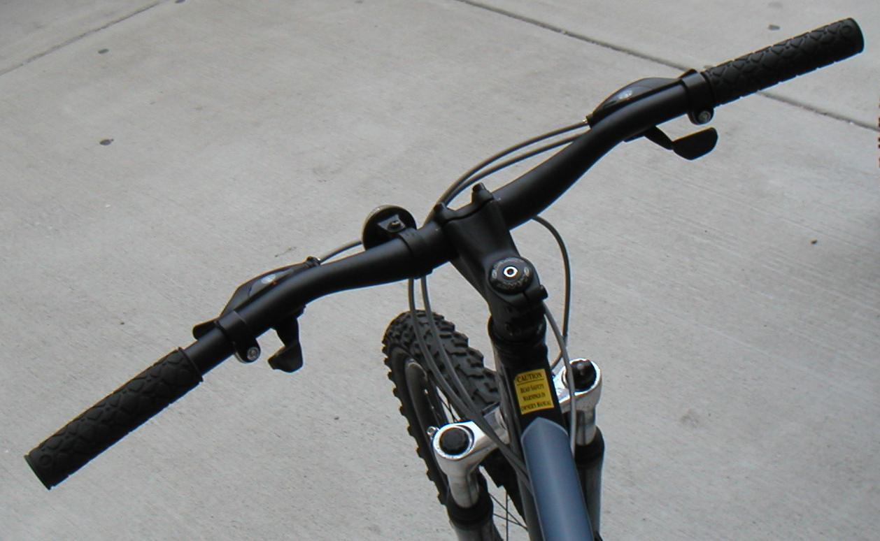 Bicycle handlebar for Motor cycle handle bars