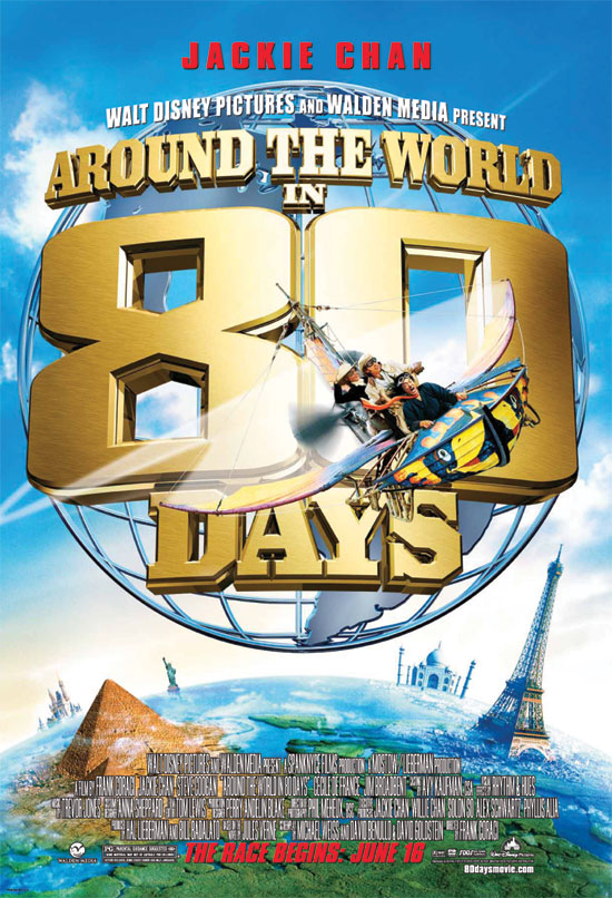 around the world in 80 days writer