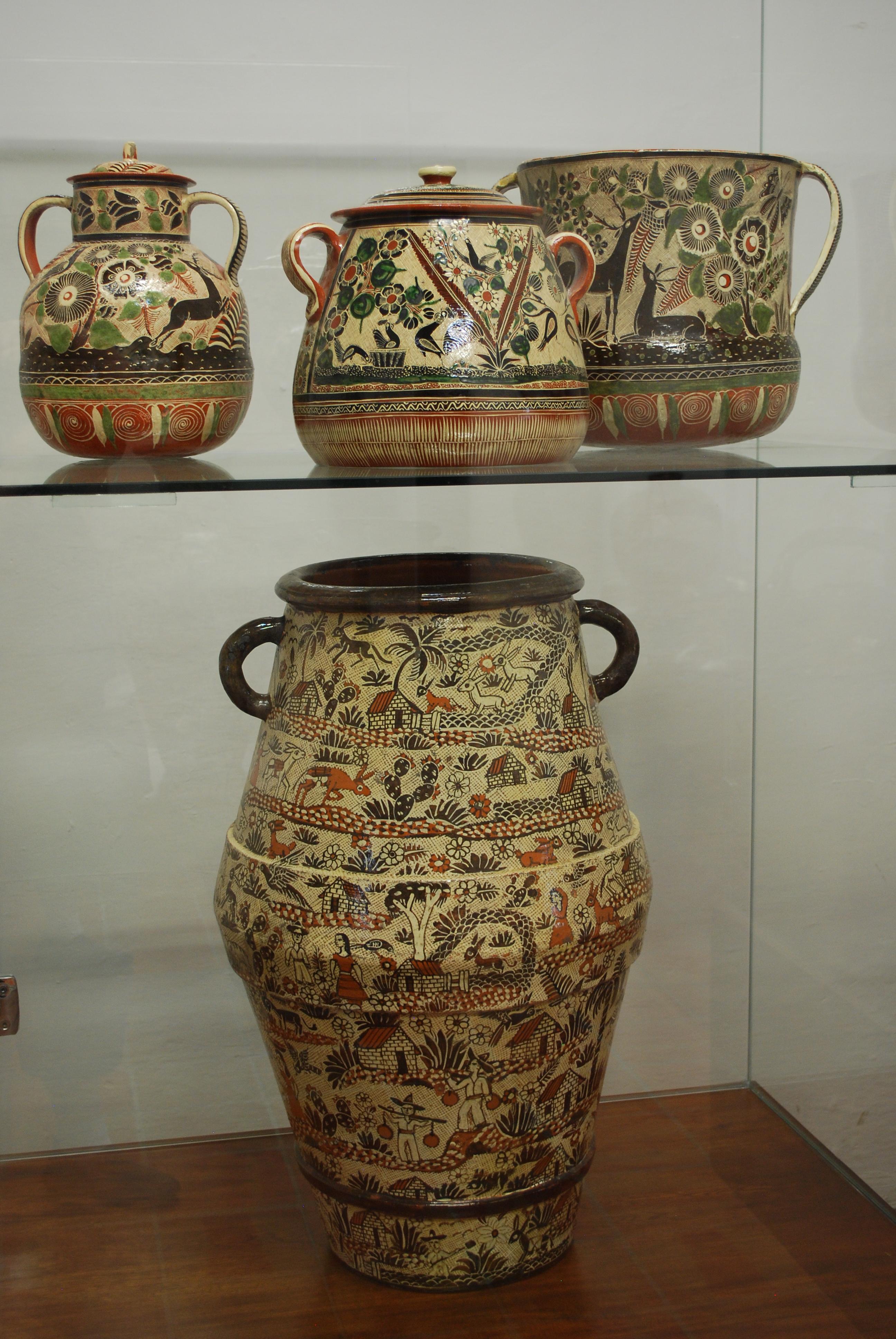 Ceramics Of Jalisco