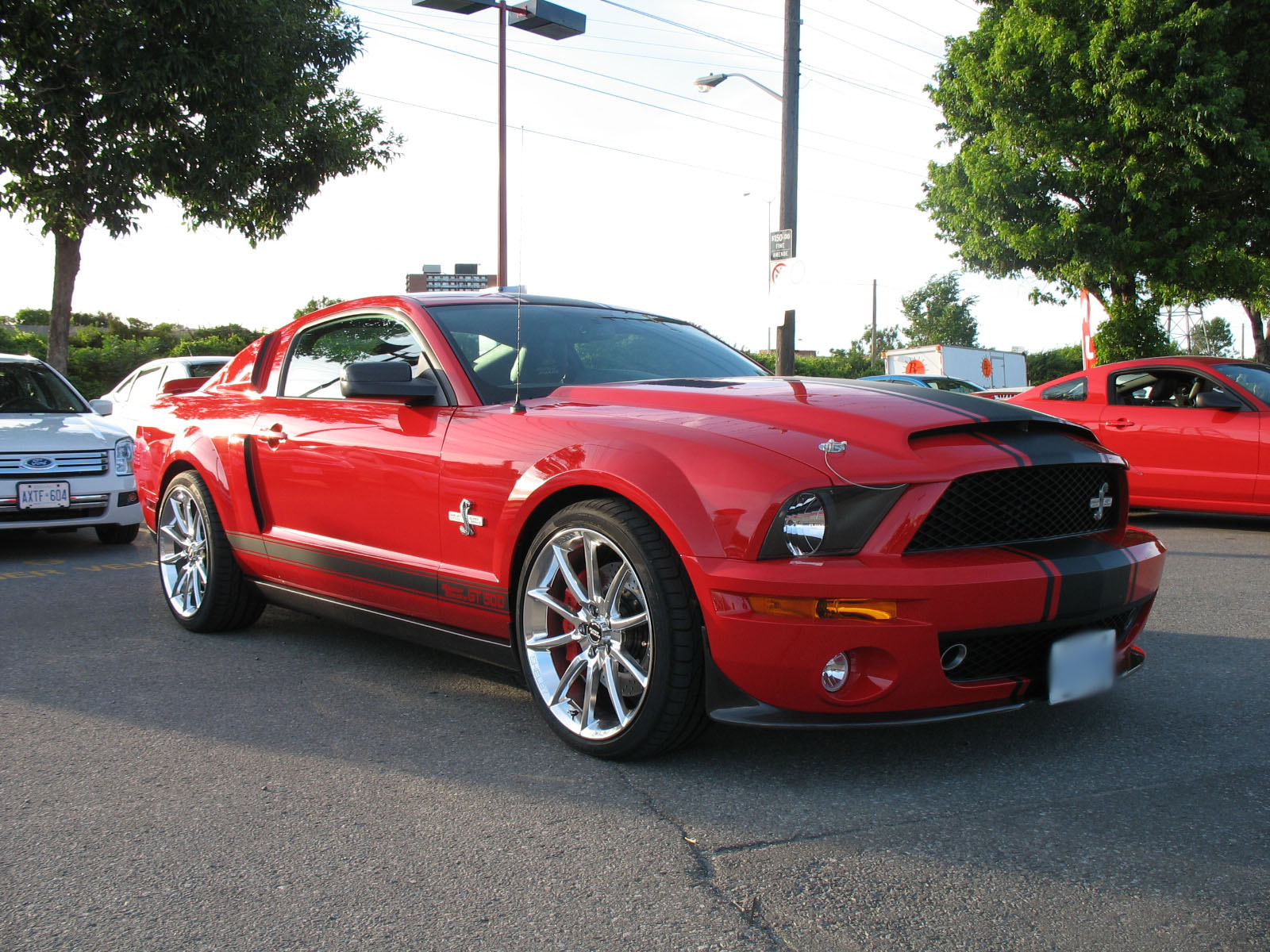 2007 ford mustang curb weight photos