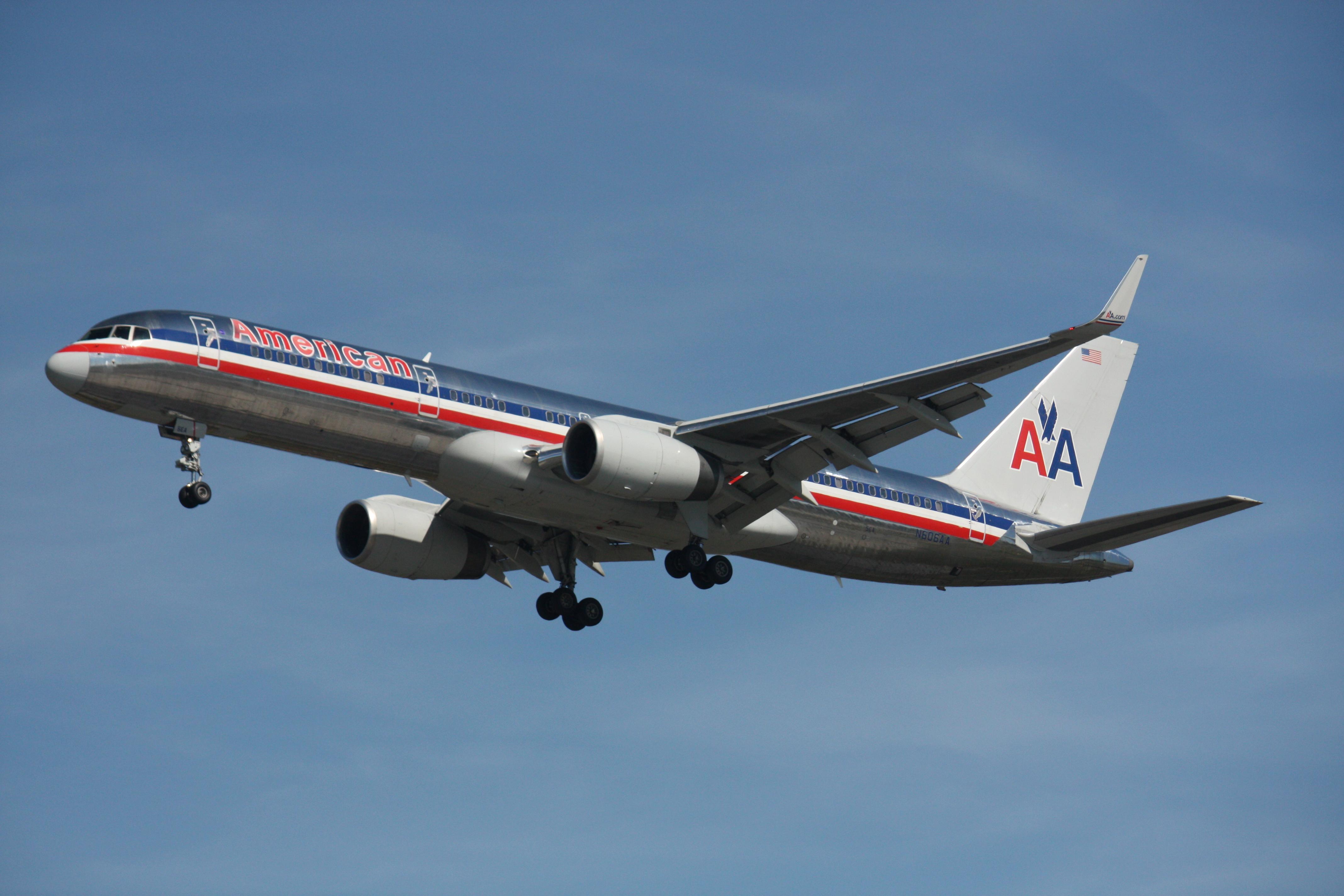 American Airlines Flight 965
