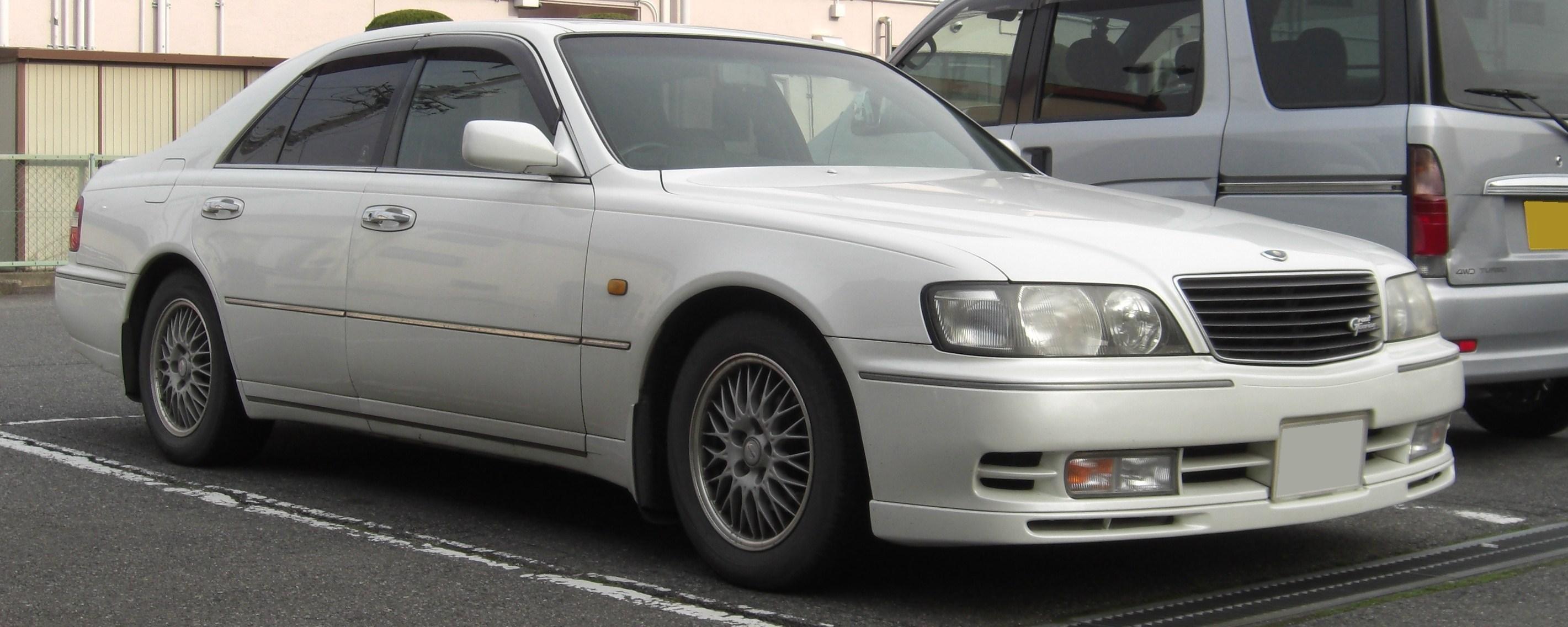 Nissan Cima Grand Touring