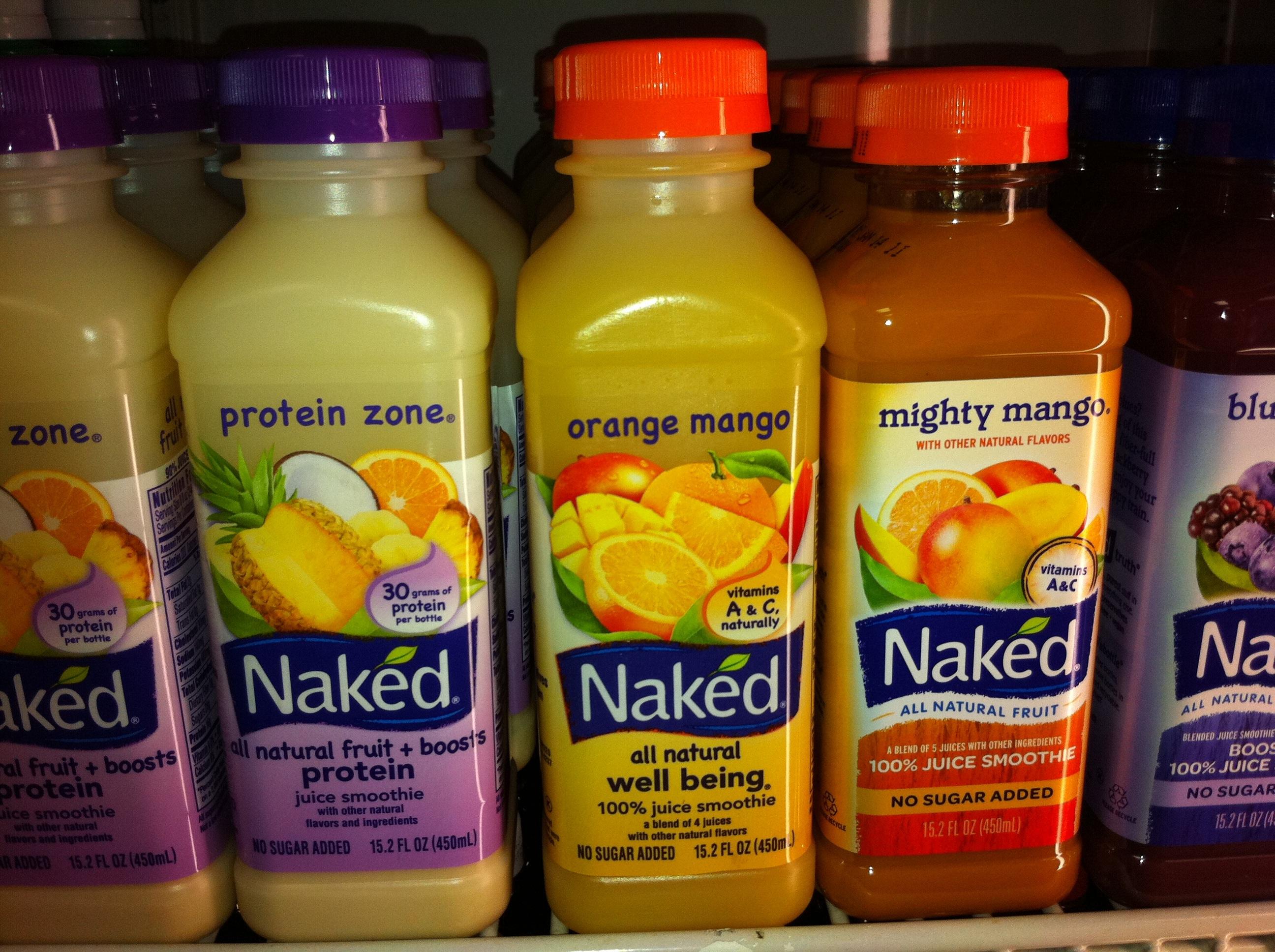 Naked Juice Company 8