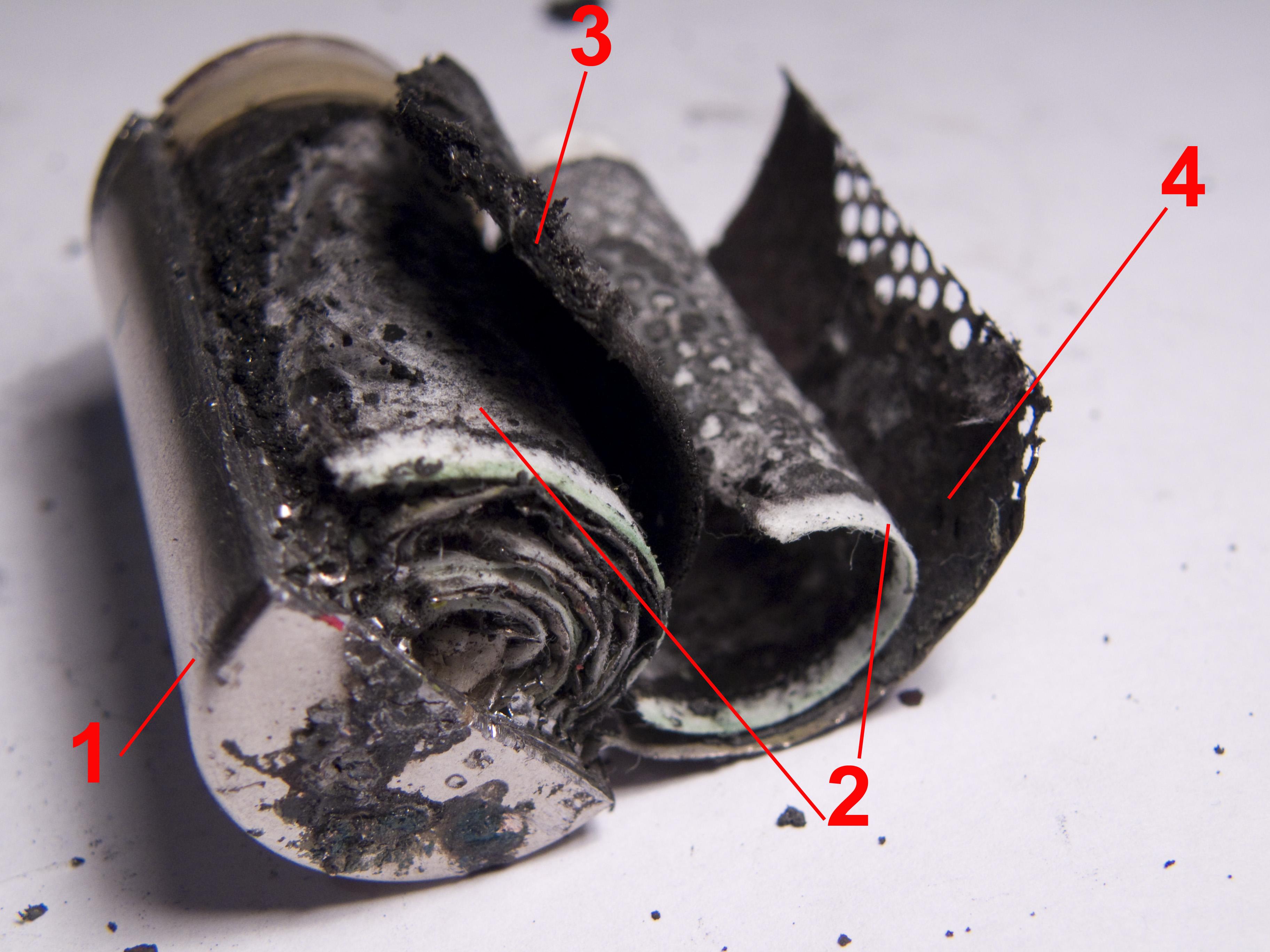 Nickel Cadmium Batteries