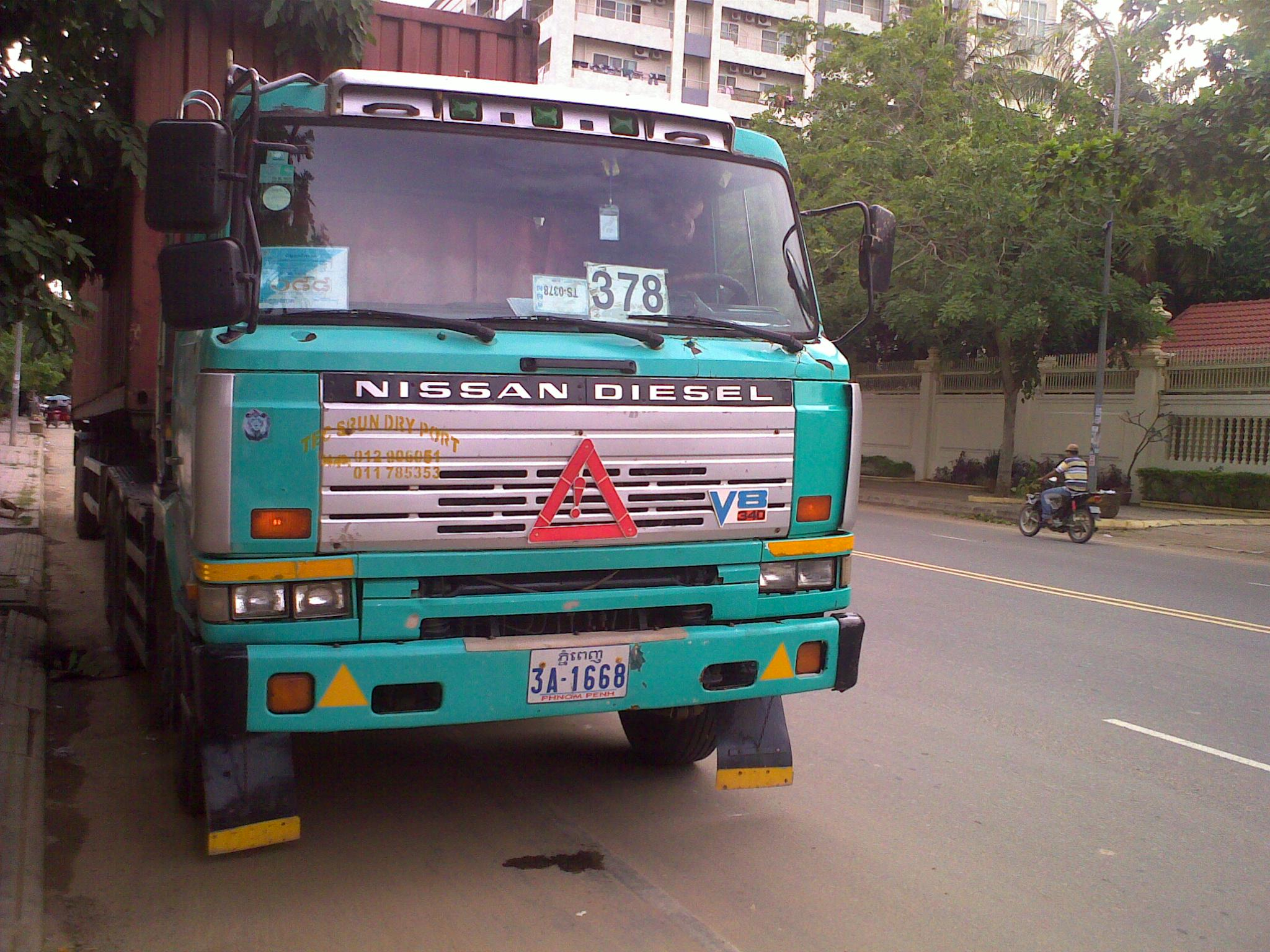 Nissan Rd8 Engine Specifications >> UD Trucks