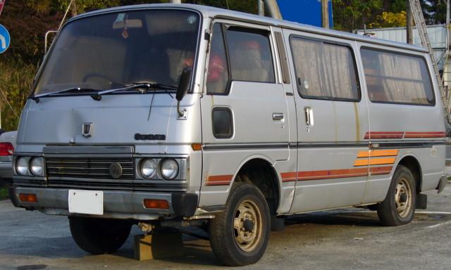 Nissan Caravan Homy Книга Руководство