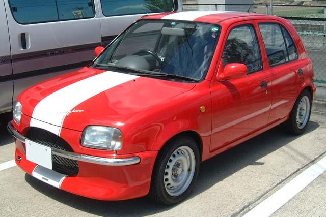[Image: Nissan_Micra_(K11)_Tommy_Kaira.jpg]